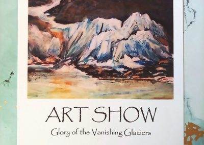 Glory of the Vanishing Glaciers